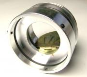 Backfireklappe 60mm Ring