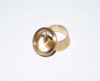 Schneidringset 8 mm Messing Brass