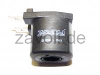 Spule Abschaltventil 6mm Schwarz für MED mit Halterung