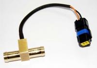 Temperatursensor Rail (Gas) mit Stecker