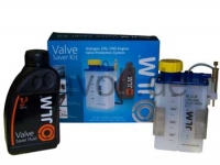 JLM Valve Saver Kit with LED incl. 500ml Valve Saver Fluid