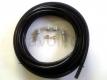 Flexible Leitung 8mm 2 Meter Stück inkl. Befestigungsmaterial