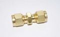 Verbinder 6 mm Messing Brass